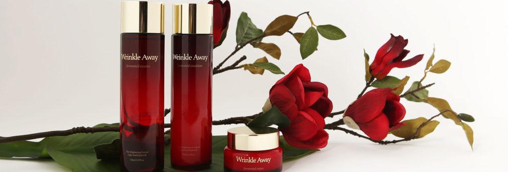 Fermenteeritud kosmeetika sari The Skin House Wrinkle Away